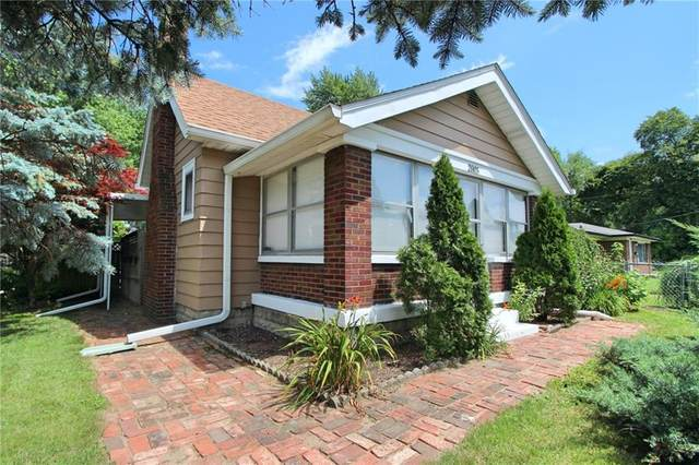 2903 S Pennsylvania Street, Indianapolis, IN 46225 (MLS #21798529) :: Mike Price Realty Team - RE/MAX Centerstone