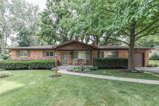 5427 Heights Avenue, Indianapolis, IN 46237 (MLS #21798530) :: Mike Price Realty Team - RE/MAX Centerstone