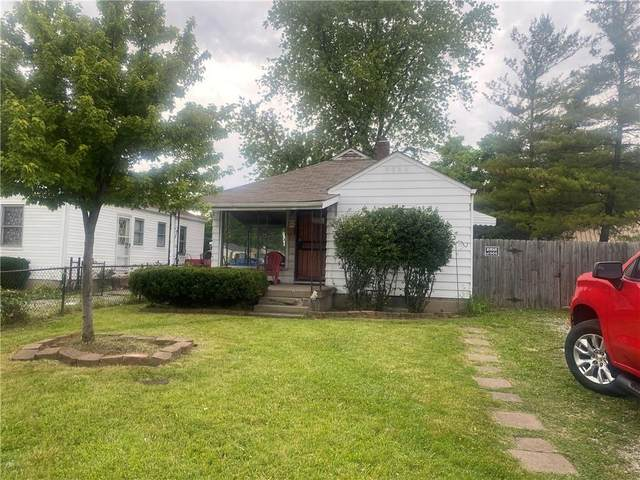 2346 E Raymond Street, Indianapolis, IN 46203 (MLS #21798556) :: Anthony Robinson & AMR Real Estate Group LLC