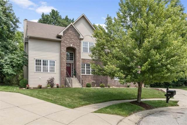 8073 Upland Court, Indianapolis, IN 46278 (MLS #21798561) :: Anthony Robinson & AMR Real Estate Group LLC