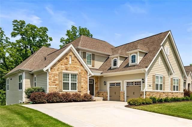 3936 Sugar Pine Lane, Zionsville, IN 46077 (MLS #21798566) :: Ferris Property Group