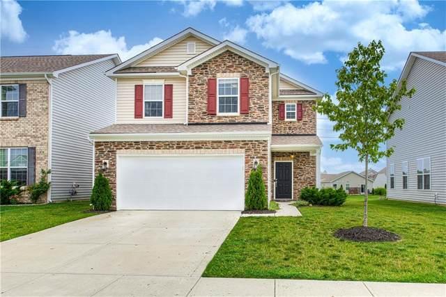 5760 Bluff View Lane, Whitestown, IN 46075 (MLS #21798569) :: Heard Real Estate Team | eXp Realty, LLC