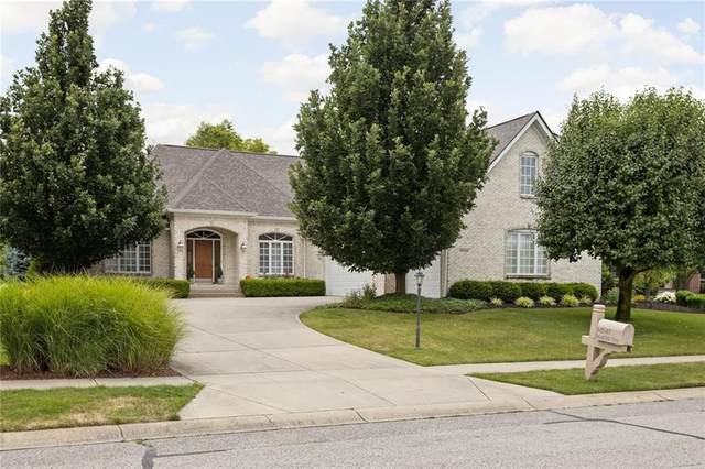 14547 Brookfield Drive, Fishers, IN 46040 (MLS #21798573) :: RE/MAX Legacy