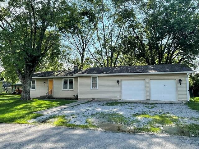 16 Cottage Avenue, Markleville, IN 46056 (MLS #21798582) :: Mike Price Realty Team - RE/MAX Centerstone