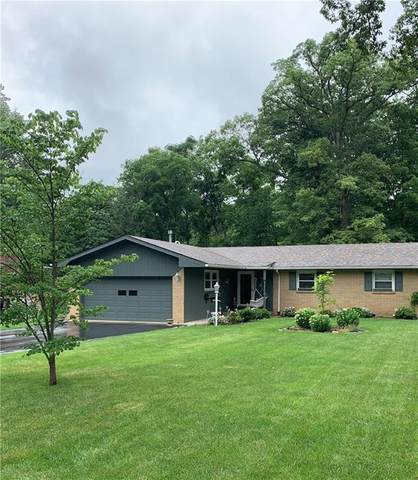 3633 Red River Road, New Castle, IN 47362 (MLS #21798612) :: Mike Price Realty Team - RE/MAX Centerstone