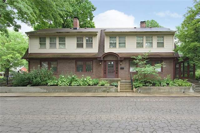 4652 N Kenwood/137 W. 47th Avenue, Indianapolis, IN 46208 (MLS #21798618) :: Anthony Robinson & AMR Real Estate Group LLC