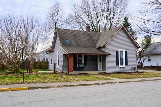 610 S Sycamore Street, Martinsville, IN 46151 (MLS #21798631) :: Mike Price Realty Team - RE/MAX Centerstone