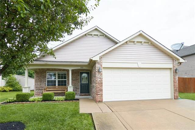 880 Heatherwood Drive, Greenwood, IN 46143 (MLS #21798637) :: Mike Price Realty Team - RE/MAX Centerstone