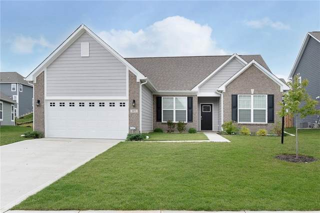 4871 Harris Place, Greenwood, IN 46142 (MLS #21798642) :: Anthony Robinson & AMR Real Estate Group LLC