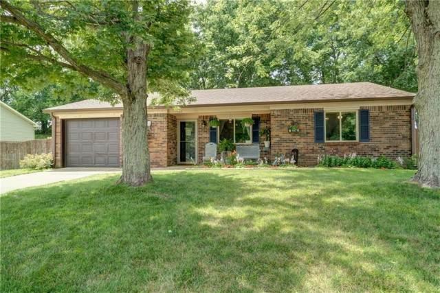 580 Boonesboro Road, Greenwood, IN 46142 (MLS #21798643) :: Heard Real Estate Team | eXp Realty, LLC