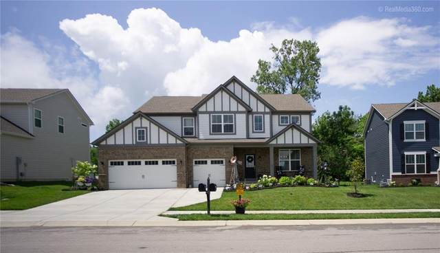 614 Ferndale Lane, Danville, IN 46122 (MLS #21798678) :: Mike Price Realty Team - RE/MAX Centerstone
