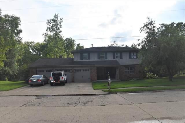 596 Waterview Boulevard, Greenfield, IN 46140 (MLS #21798688) :: Pennington Realty Team