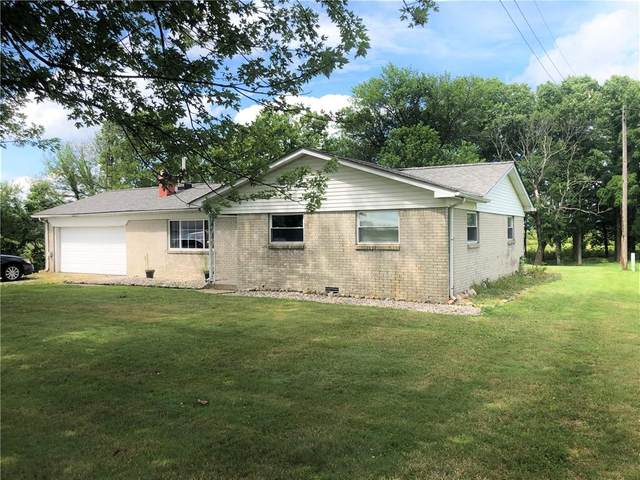 4126 E Us Highway 52, Rushville, IN 46173 (MLS #21798709) :: Mike Price Realty Team - RE/MAX Centerstone
