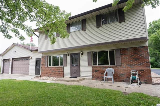 9134 E 25th Street, Indianapolis, IN 46229 (MLS #21798717) :: Pennington Realty Team