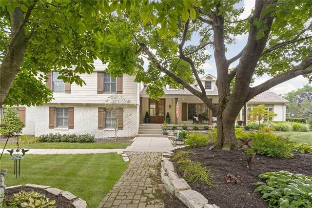 1522 Woodlake Court, Carmel, IN 46032 (MLS #21798723) :: Mike Price Realty Team - RE/MAX Centerstone