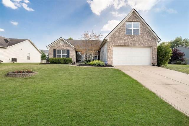 10035 Long Meadow Drive, Fishers, IN 46038 (MLS #21798728) :: AR/haus Group Realty