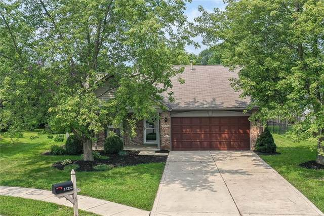 13232 Golden Ash Court, Fishers, IN 46038 (MLS #21798732) :: The Evelo Team