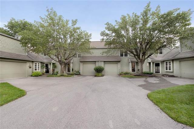 7266 Harbour Isle, Indianapolis, IN 46240 (MLS #21798747) :: Heard Real Estate Team   eXp Realty, LLC