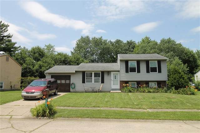222 Fenster Drive, Indianapolis, IN 46234 (MLS #21798753) :: AR/haus Group Realty