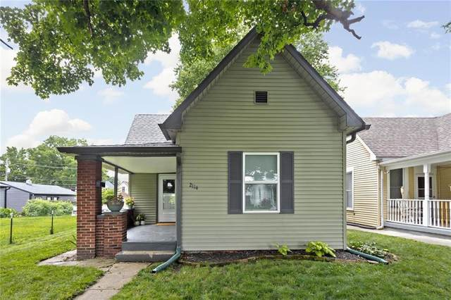 2114 Barth Avenue, Indianapolis, IN 46203 (MLS #21798754) :: The Indy Property Source
