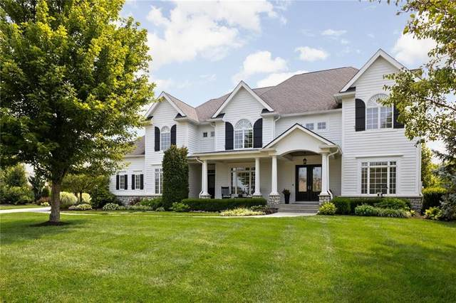 7949 Cheval Rue Court, Zionsville, IN 46077 (MLS #21798755) :: Mike Price Realty Team - RE/MAX Centerstone