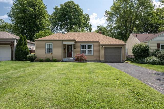 5735 Brouse Avenue, Indianapolis, IN 46220 (MLS #21798766) :: The Evelo Team