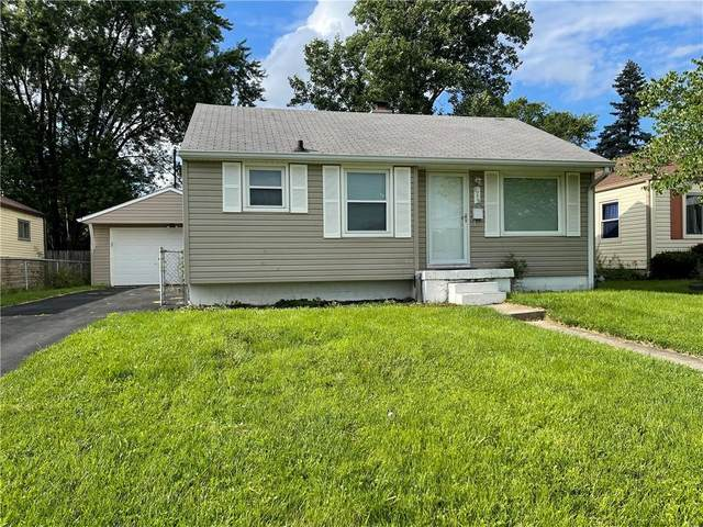 6718 E 19th Street, Indianapolis, IN 46219 (MLS #21798773) :: Anthony Robinson & AMR Real Estate Group LLC