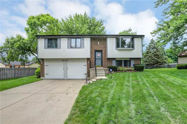 8127 Baccus Court, Indianapolis, IN 46268 (MLS #21798776) :: Richwine Elite Group