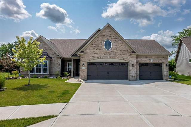5159 Timber Stream Court, Indianapolis, IN 46239 (MLS #21798779) :: AR/haus Group Realty