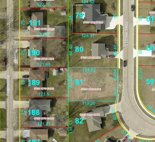Lot 81 N Emerald Point Way, Muncie, IN 47304 (MLS #21798780) :: JM Realty Associates, Inc.