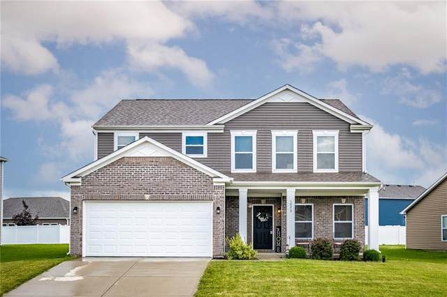 1973 Buckthorn Drive, Columbus, IN 47201 (MLS #21798783) :: Mike Price Realty Team - RE/MAX Centerstone