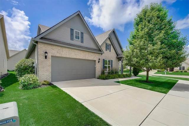 14922 N Mayfield Drive, Westfield, IN 46074 (MLS #21798796) :: Mike Price Realty Team - RE/MAX Centerstone