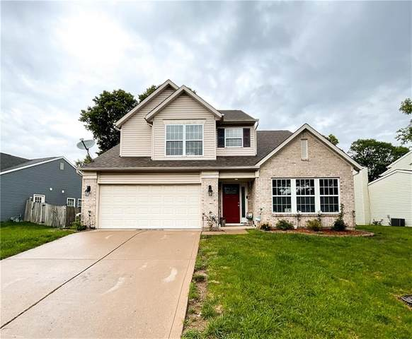 6014 Tybalt Circle, Indianapolis, IN 46254 (MLS #21798805) :: The Indy Property Source