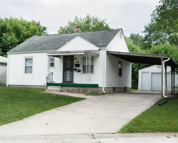 5321 Sutton Street, Indianapolis, IN 46218 (MLS #21798833) :: Mike Price Realty Team - RE/MAX Centerstone