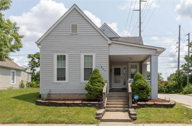 1665 S Delaware Street, Indianapolis, IN 46225 (MLS #21798853) :: The Indy Property Source