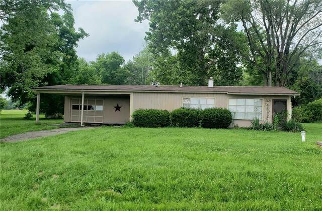 4522 S State Road 75, Coatesville, IN 46121 (MLS #21798854) :: Mike Price Realty Team - RE/MAX Centerstone