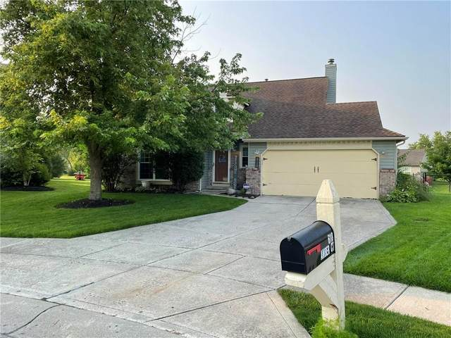 6118 Amber Court, Lawrence, IN 46236 (MLS #21798855) :: RE/MAX Legacy