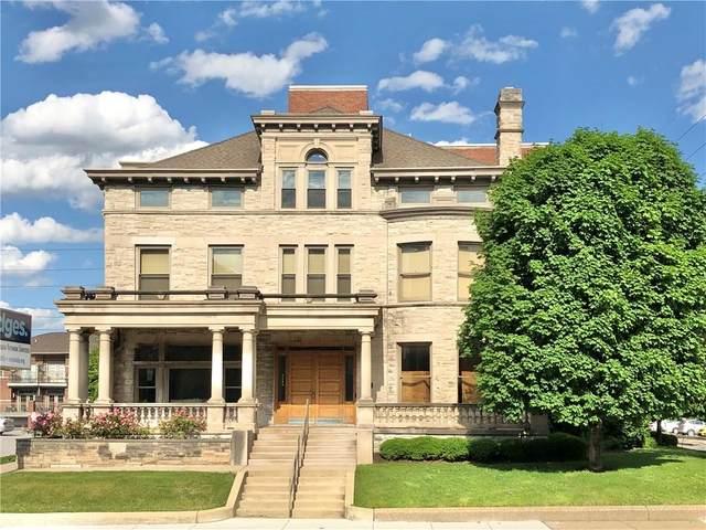 2105 N Meridian Street #201, Indianapolis, IN 46202 (MLS #21798858) :: Heard Real Estate Team | eXp Realty, LLC