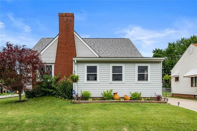 346 W 38th Street, Anderson, IN 46013 (MLS #21798866) :: Mike Price Realty Team - RE/MAX Centerstone