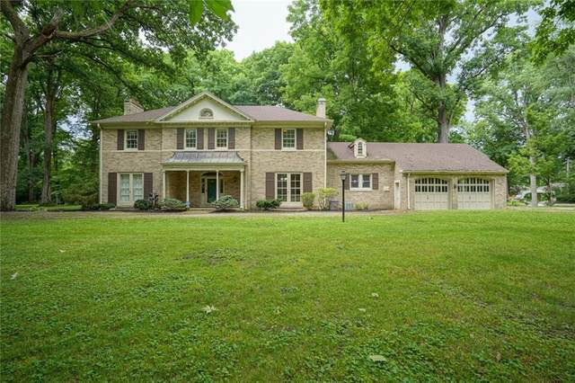 725 Forest Drive, Anderson, IN 46011 (MLS #21798901) :: Pennington Realty Team