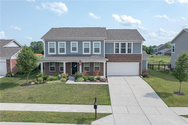 6425 Woodland Lane, Mccordsville, IN 46055 (MLS #21798902) :: Mike Price Realty Team - RE/MAX Centerstone