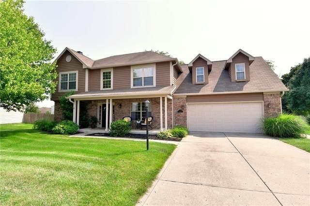536 Jubilee Lane, Avon, IN 46123 (MLS #21798906) :: Anthony Robinson & AMR Real Estate Group LLC