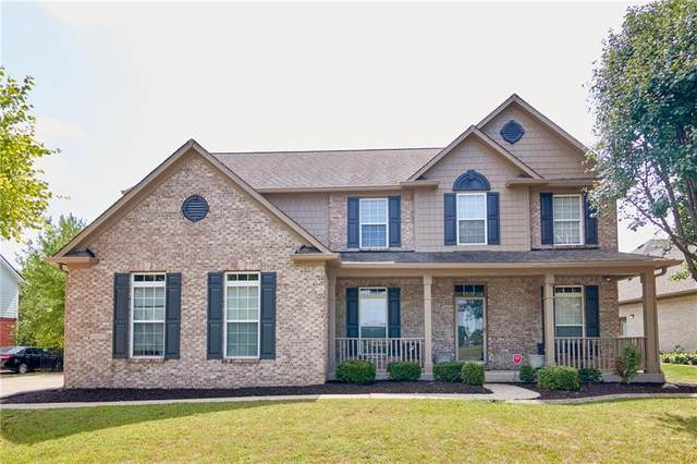 1285 Touchstone Drive, Indianapolis, IN 46239 (MLS #21798919) :: Pennington Realty Team