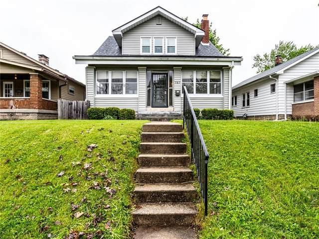 757 N Bancroft Street, Indianapolis, IN 46201 (MLS #21798923) :: Heard Real Estate Team | eXp Realty, LLC