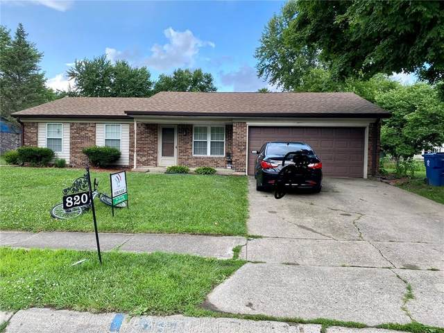 820 Burr Oak Drive, Indianapolis, IN 46217 (MLS #21798929) :: Ferris Property Group