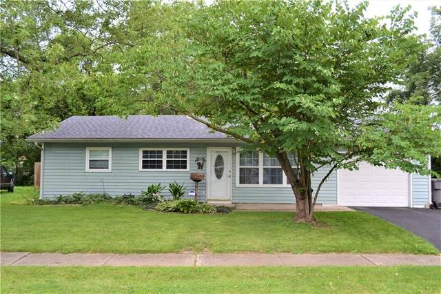 3160 Winton Avenue, Indianapolis, IN 46224 (MLS #21798941) :: The Indy Property Source