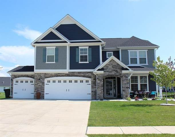 8177 Peggy Court, Zionsville, IN 46077 (MLS #21798952) :: Mike Price Realty Team - RE/MAX Centerstone