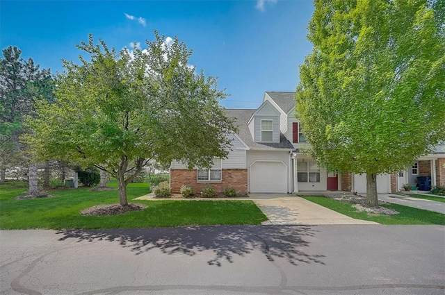 9591 Chalmers Street, Fishers, IN 46038 (MLS #21798963) :: AR/haus Group Realty