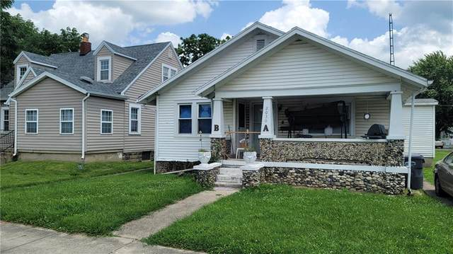 2030 Broadway Street, Anderson, IN 46012 (MLS #21798972) :: Mike Price Realty Team - RE/MAX Centerstone