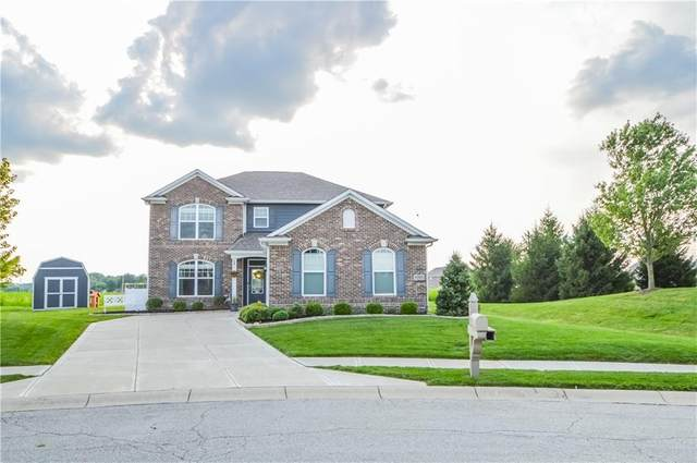 8705 Fielding Lane, Indianapolis, IN 46239 (MLS #21798973) :: AR/haus Group Realty